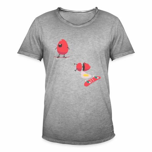Ei, ei, ei ... - Männer Vintage T-Shirt
