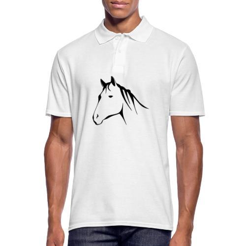 Housse de coussin Cheval head - Polo Homme