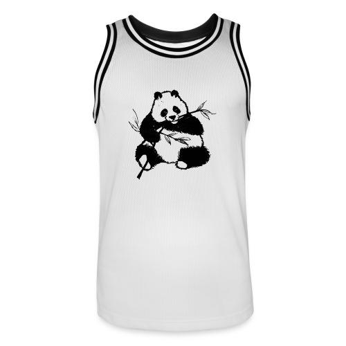Housse de coussin Panda géant - Maillot de basket Homme