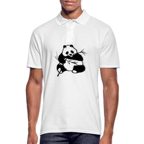 Housse de coussin Panda géant - Polo Homme