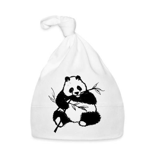Housse de coussin Panda géant - Bonnet Bébé