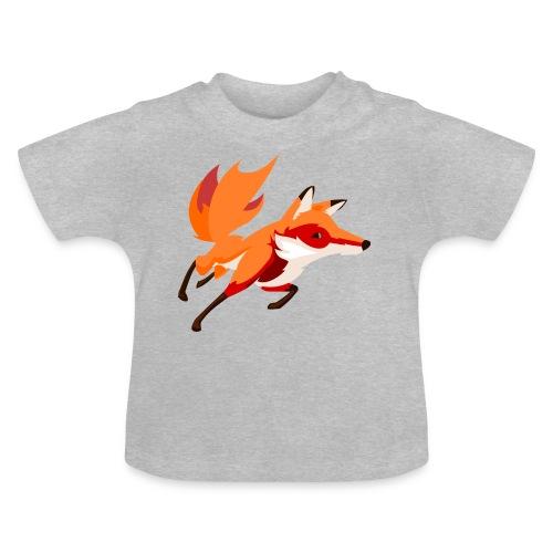 Housse de coussin Renard - T-shirt Bébé