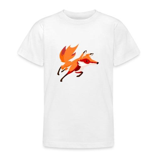Housse de coussin Renard - T-shirt Ado