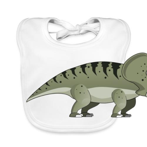 Housse de coussin Dinosaure - Bavoir bio Bébé