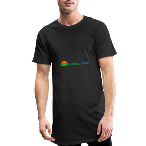 Pyrenäen - Männer Urban Longshirt