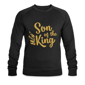 Son of the King - Männer Bio-Sweatshirt von Stanley & Stella