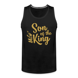 Son of the King - Männer Premium Tank Top