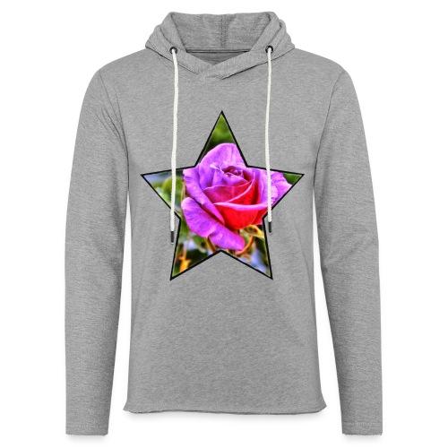 Rosen-Stern - Leichtes Kapuzensweatshirt Unisex