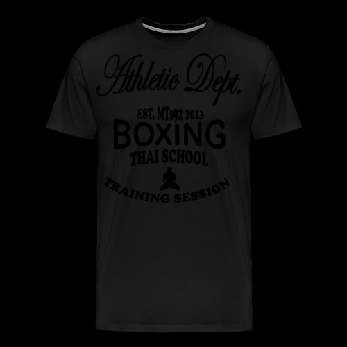 T SHIRT SPORT ATHLETIC CLUB MTS92 - T-shirt Premium Homme