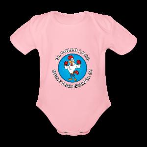 BAVOIR BEBE MTS92 - Body bébé bio manches courtes
