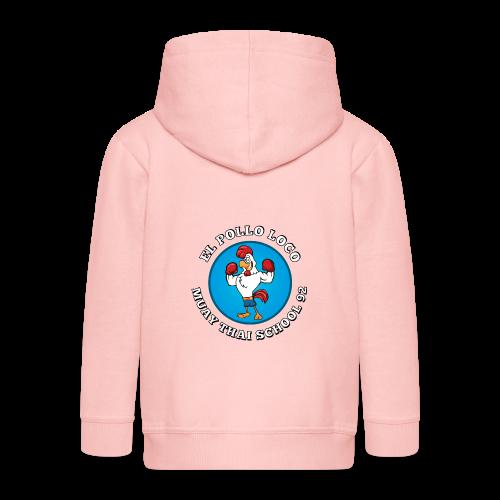 BAVOIR BEBE MTS92 - Veste à capuche Premium Enfant