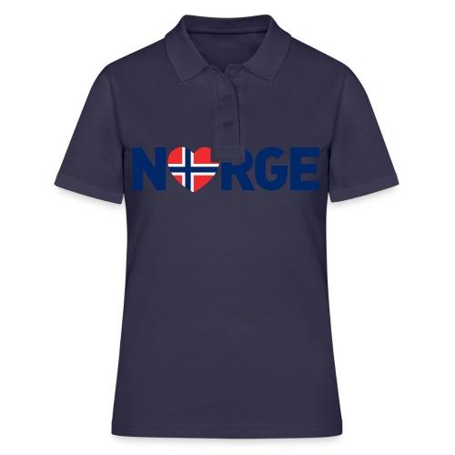 Elsker Norge - Women's Polo Shirt