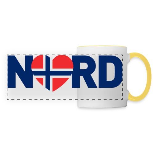 Nord og norsk - Panoramakopp