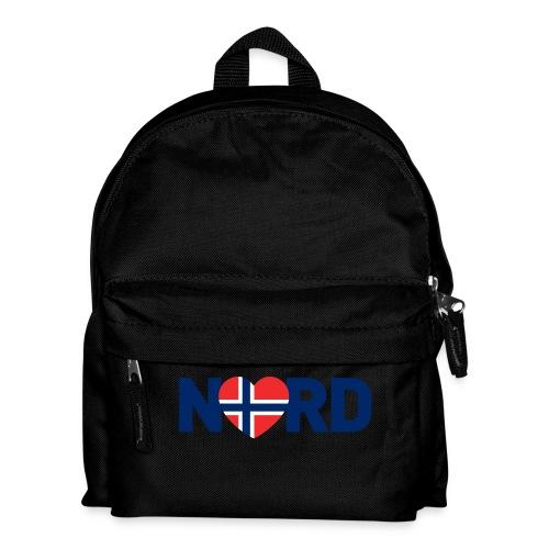 Nord og norsk - Ryggsekk for barn