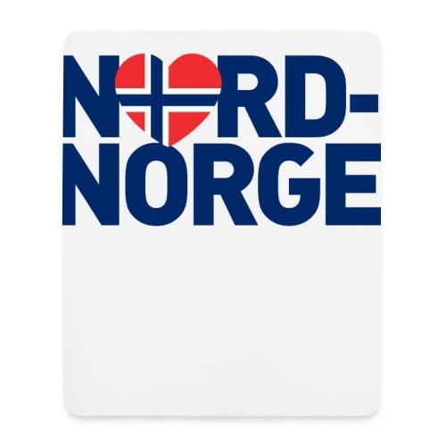 Elsker Nord-Norge - Musematte (stående format)