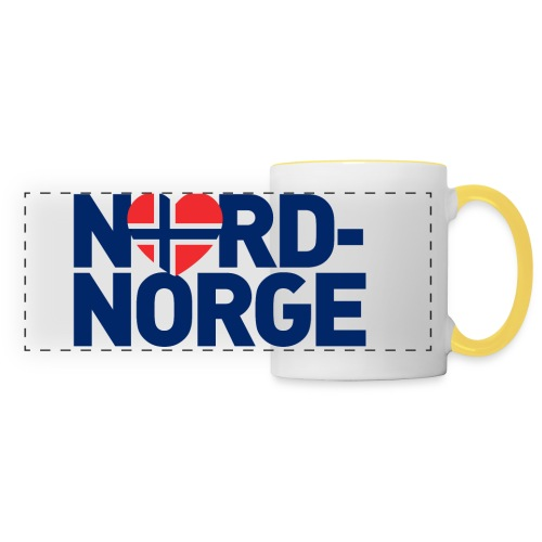 Elsker Nord-Norge - Panoramakopp