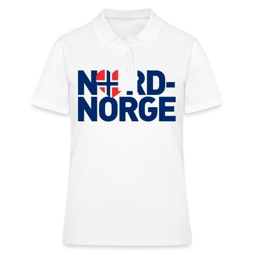 Elsker Nord-Norge - Women's Polo Shirt
