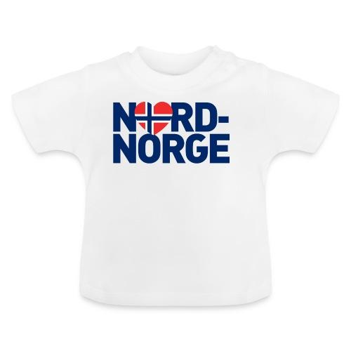 Elsker Nord-Norge - Baby-T-skjorte
