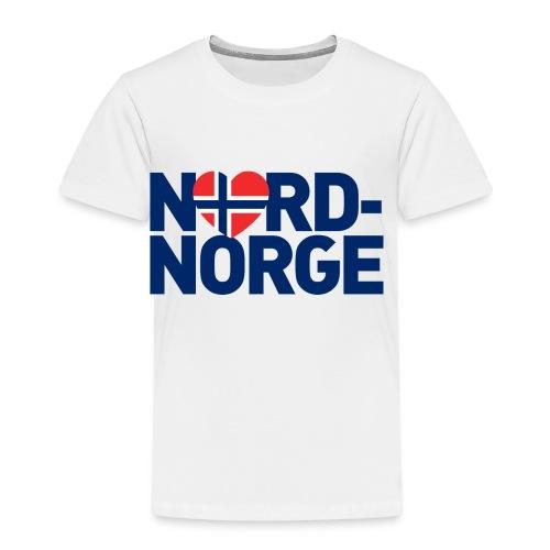 Elsker Nord-Norge - Premium T-skjorte for barn