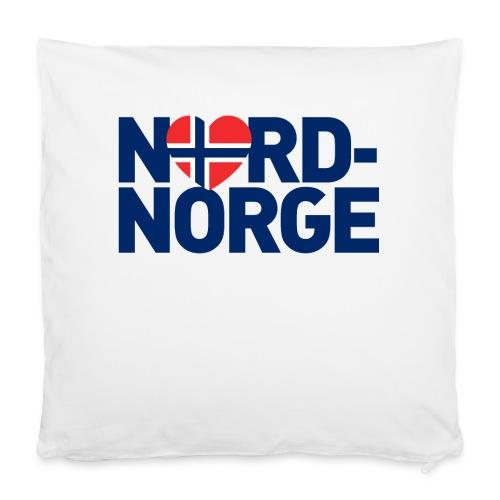Elsker Nord-Norge - Putevar 40 x 40 cm