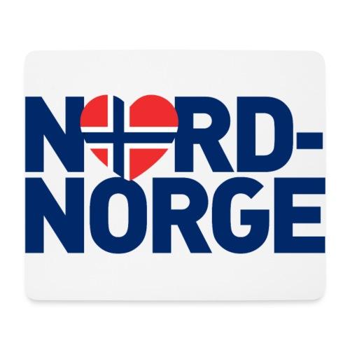 Elsker Nord-Norge - Musematte (liggende format)