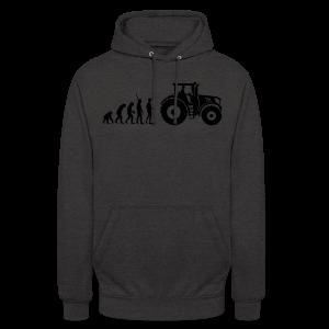Evolution Traktor Shirt - Unisex Hoodie