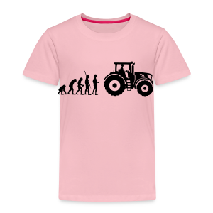 Evolution Traktor Shirt - Kinder Premium T-Shirt