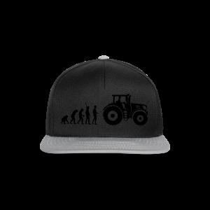 Evolution Traktor Shirt - Snapback Cap