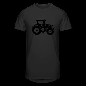 Traktor Shirt - Männer Urban Longshirt