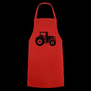 Traktor Shirt - Kochschürze