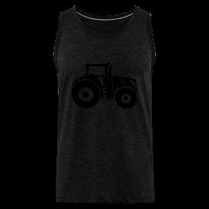 Traktor Shirt - Männer Premium Tank Top