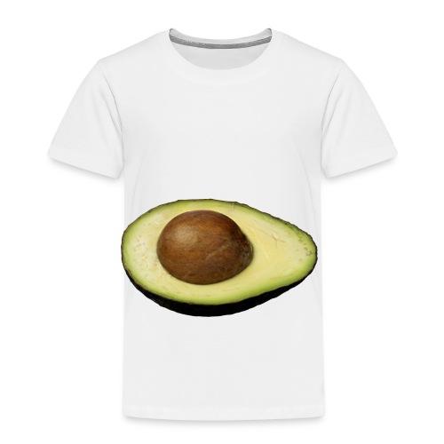 Real Photo Trendy AVOCADO - Kinder Premium T-Shirt