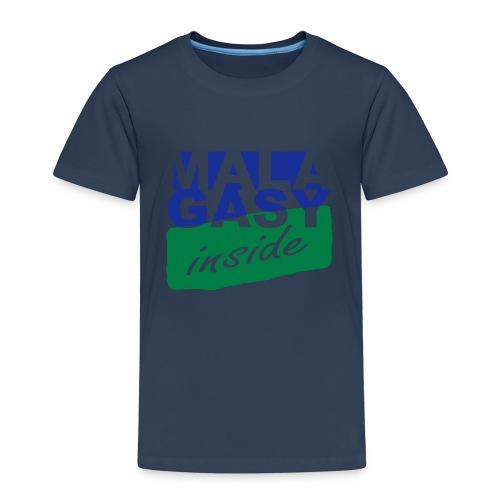 T-shirt manches longues Premium Enfant malagasy inside - T-shirt Premium Enfant