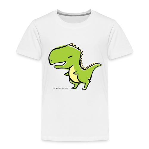 Dino_B - Kids' Premium T-Shirt