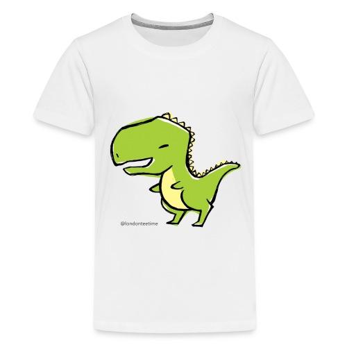 Dino_B - Teenage Premium T-Shirt