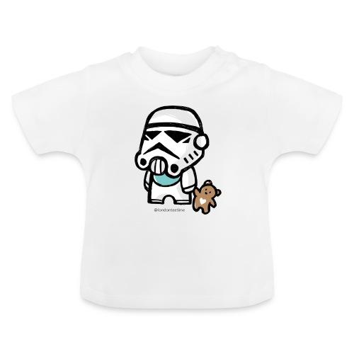 Stormtrooper_B/ blue - Baby T-Shirt