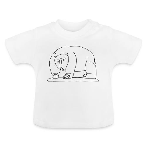 Moabiter Bären Brücke - Baby T-Shirt