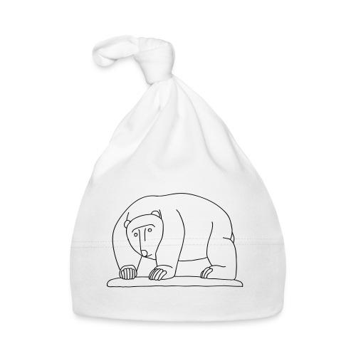 Moabiter Bären Brücke - Baby Mütze