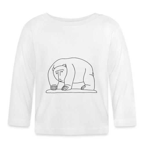 Moabiter Bären Brücke - Baby Langarmshirt