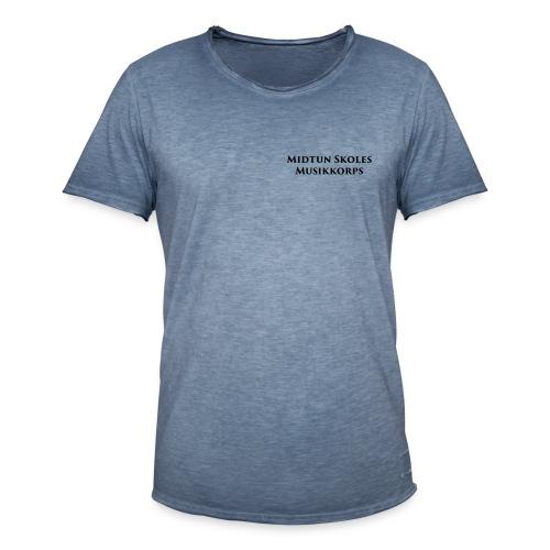 Hettejakke Dirigent Aspirant Junior - Vintage-T-skjorte for menn