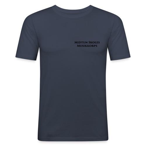 Hettejakke Dirigent Aspirant Junior - Slim Fit T-skjorte for menn