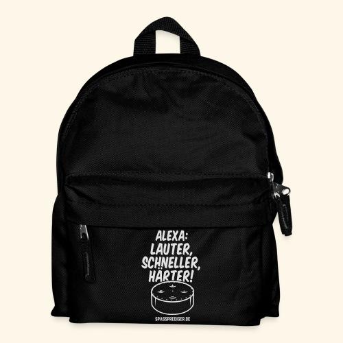 Alexa: lauter - Kinder Rucksack