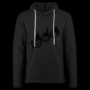 Dresdner DNA Shirt - Leichtes Kapuzensweatshirt Unisex