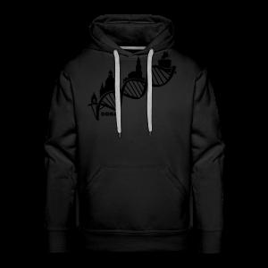 Dresdner DNA Shirt - Männer Premium Hoodie