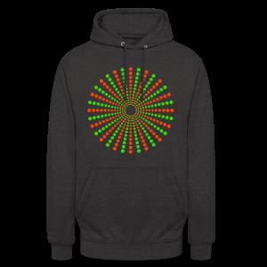 Hippikreisstern Shirt - Unisex Hoodie