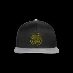 Hippikreisstern Shirt - Snapback Cap