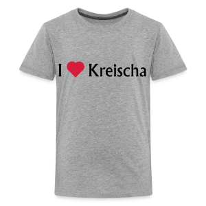 I Love Kreischa Shirt - Teenager Premium T-Shirt