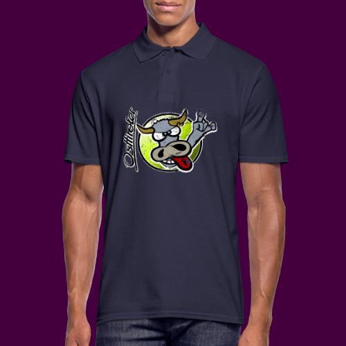 Osttiroler Grauvieh Logo Shirt - Männer Poloshirt