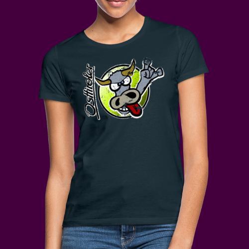 Osttiroler Grauvieh Logo Shirt - Frauen T-Shirt