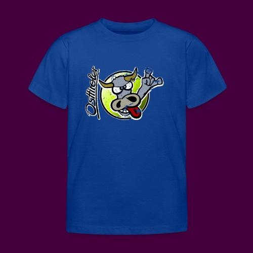 Osttiroler Grauvieh Logo Shirt - Kinder T-Shirt